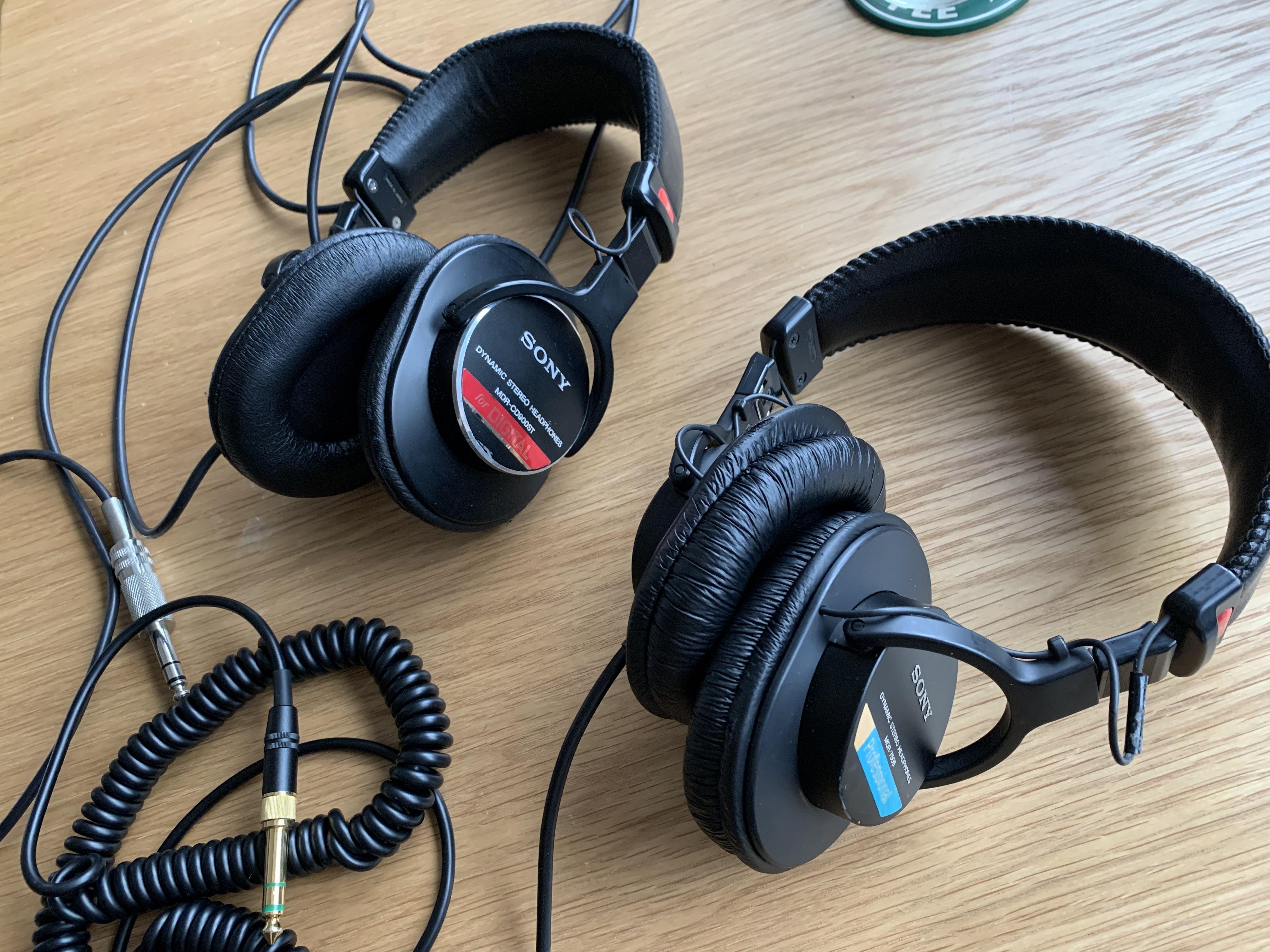 【素人が挑む】片耳音が出なくなったMDR-CD900STを分解する!